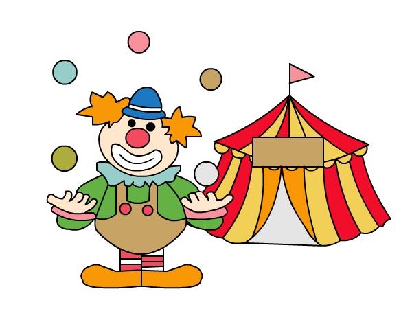 CIRKUS – Cirkusové barvy a věci – Veselá Chaloupka