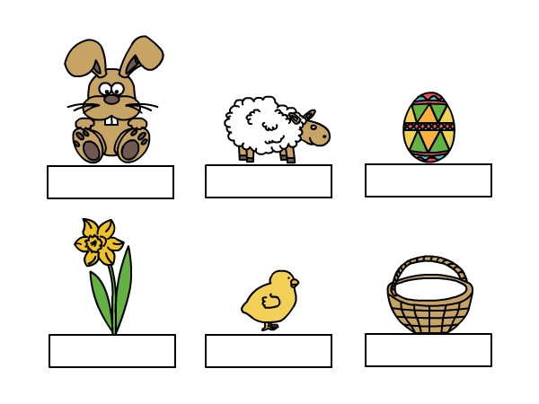 Easter Game Vesela Chaloupka